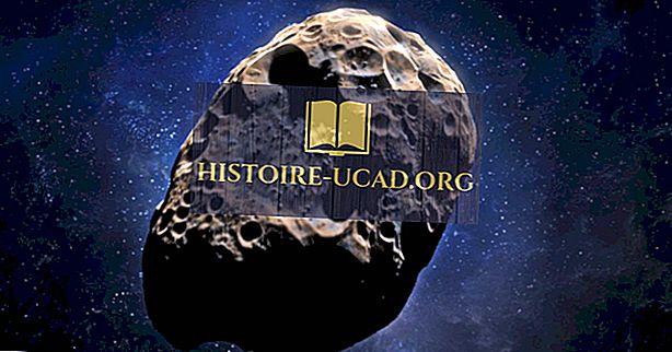 Какво е астероидно минно дело?