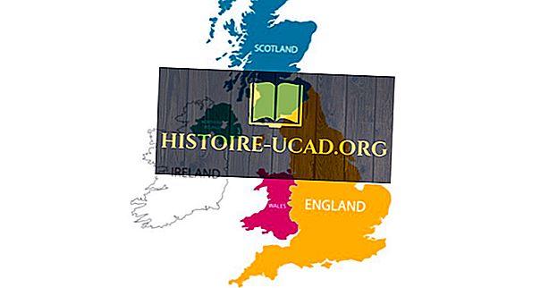 věděl jsi - Jaký je rozdíl mezi Spojeným královstvím, Velkou Británií a Anglií?