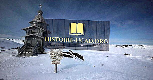 věděl jsi - Náboženské Složení Antarktidy