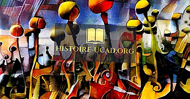 Le saviez-vous - Mouvements artistiques au cours de l'histoire: peinture de champs de couleur
