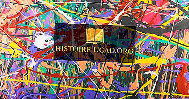 Le saviez-vous - Mouvements artistiques au cours de l'histoire: expressionnisme abstrait