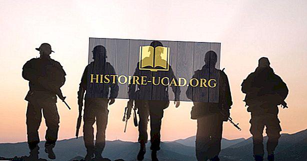 Kaj so vojaški red?