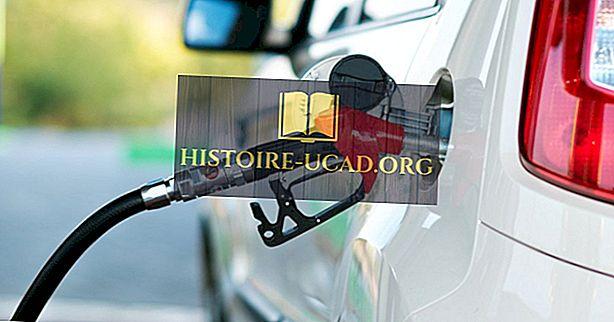 vidste du - Hvor meget er benzinvejning?