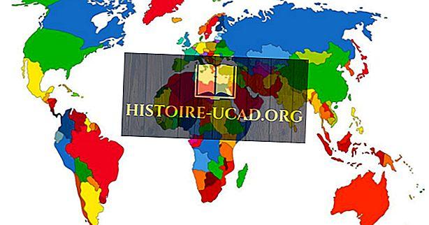 vidste du - Hvor mange lande er der i verden?