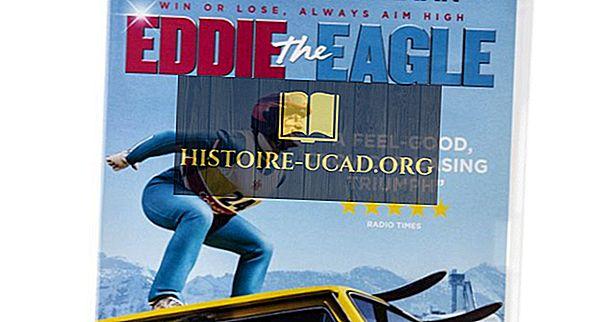 vidste du - Hvem var Eddie Eagle?