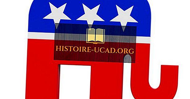 Что такое символ Республиканской партии?