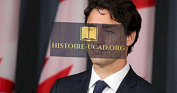 Jaký je plat kanadského premiéra?