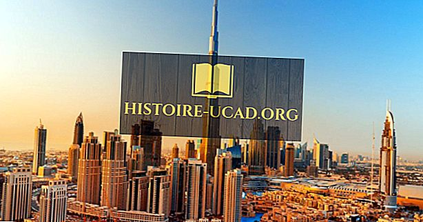 Wat is het hoogste gebouw ter wereld?
