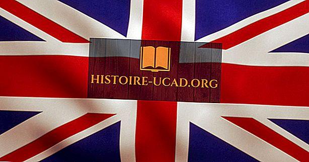 vidste du - Hvad er forskellen mellem Storbritannien og England?