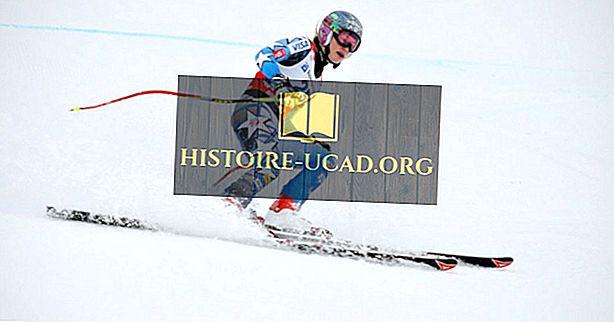 Le saviez-vous - Jeux olympiques d'hiver: ski alpin