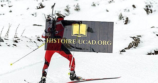 Le saviez-vous - Jeux olympiques d'hiver: Qu'est-ce qu'un biathlon?