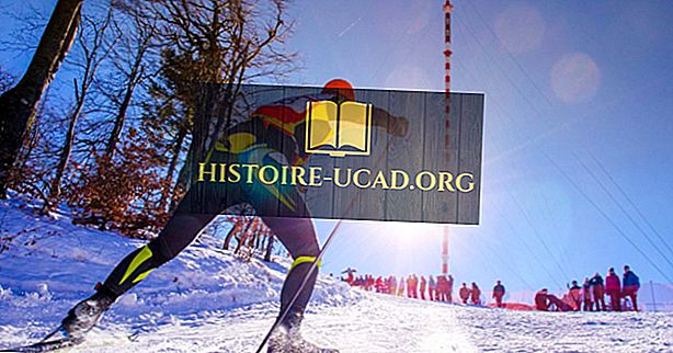 Juegos olímpicos de invierno: esquí de fondo