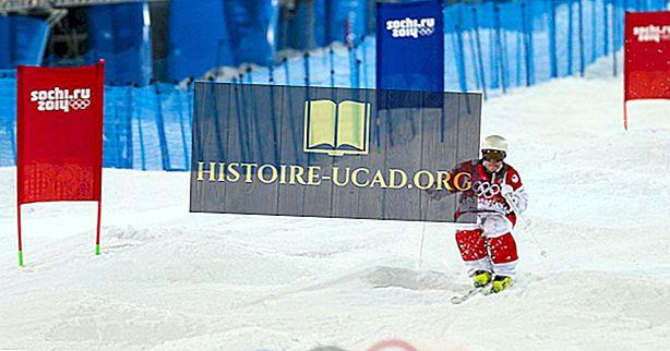 Le saviez-vous - Jeux olympiques d'hiver: ski acrobatique