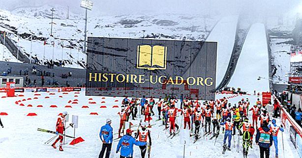 tudtad - Téli olimpiai játékok: Nordic Combined