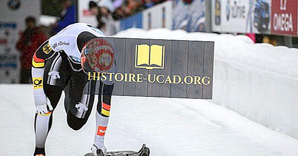 Jeux olympiques d'hiver: skeleton