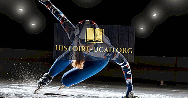 Wusstest du - Olympische Winterspiele: Short Track Speed Skating