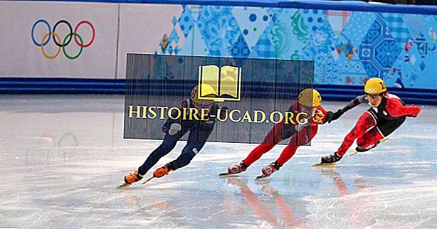 Le saviez-vous - Jeux olympiques d'hiver: patinage de vitesse