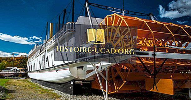Le saviez-vous - Qui a inventé le Steamboat?