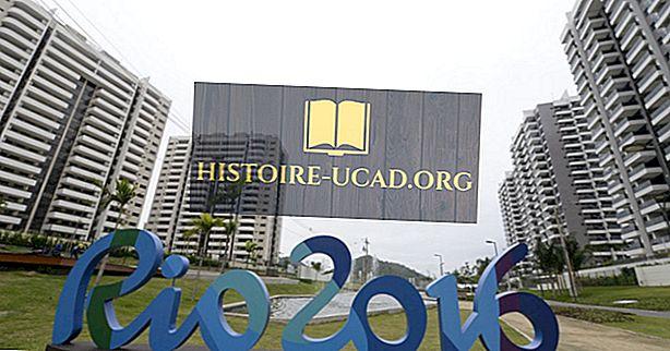 Le saviez-vous - Qu'est-ce qu'un village olympique?