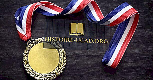 Le saviez-vous - Les médailles d'or olympiques sont-elles vraiment fabriquées en or?