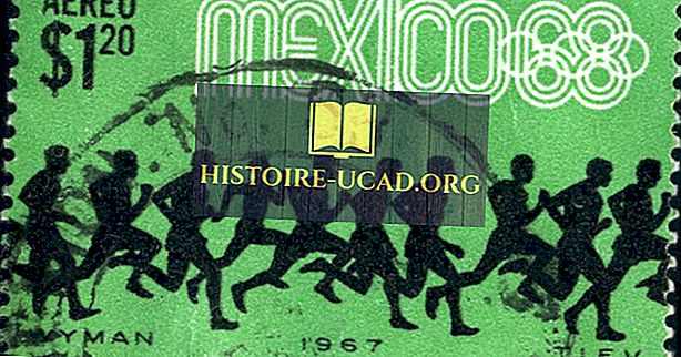 Die Olympischen Spiele 1968 in Mexiko-Stadt