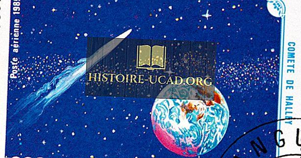 Le saviez-vous - Qu'est-ce que la comète de Halley?