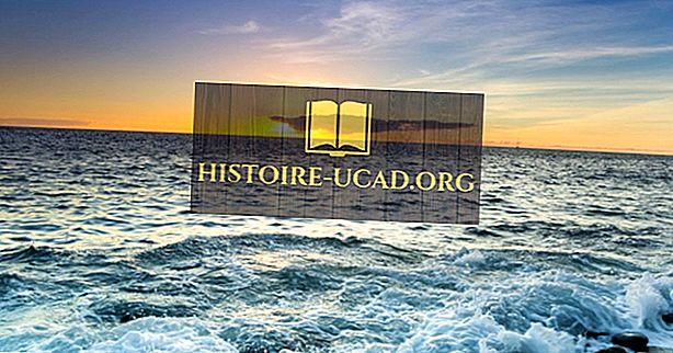 Đại Tây Dương được đặt tên như thế nào?