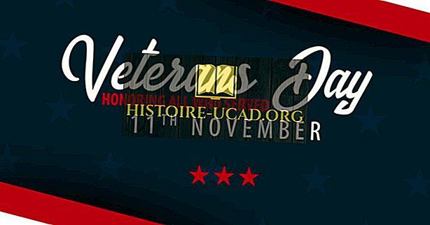 Tiesitkö - Mikä on veteraanien päivä?