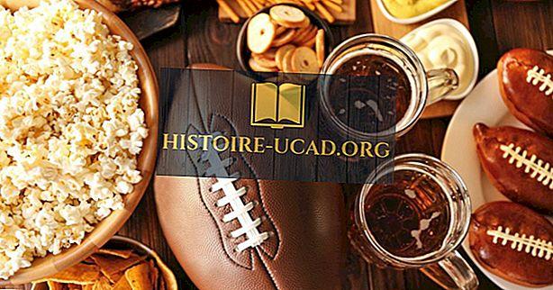 Tiesitkö - Milloin oli ensimmäinen Super Bowl?