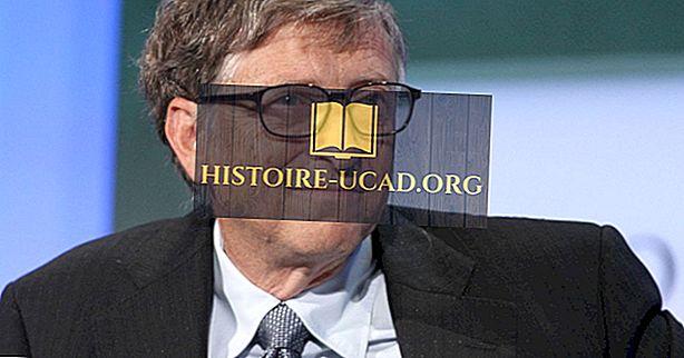 Le saviez-vous - Bill Gates - Chiffres importants de l'histoire