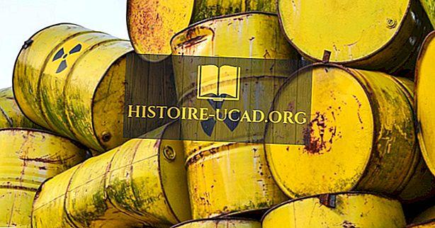 Le saviez-vous - Qu'est-ce que les déchets radioactifs?