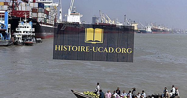 Porturile marinare din Golful Bengal
