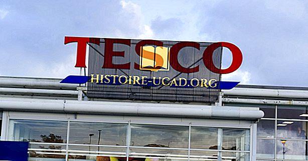 Les plus grandes chaînes de supermarchés au Royaume-Uni