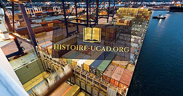 Największy eksport Afryki