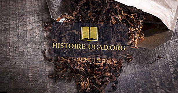 ekonomika - Tabakas ražošana pa valstīm