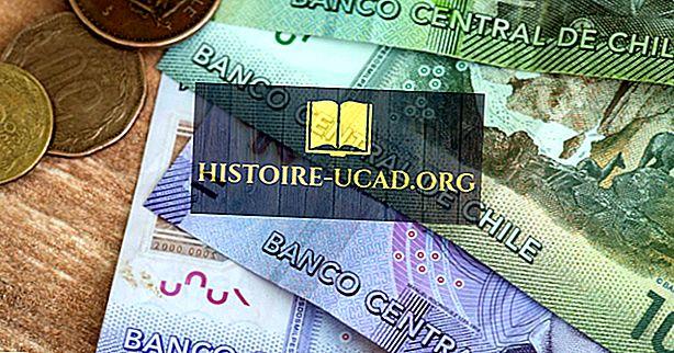 Каква е валутата на Чили?