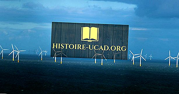 10 крупнейших морских ветряных электростанций в мире