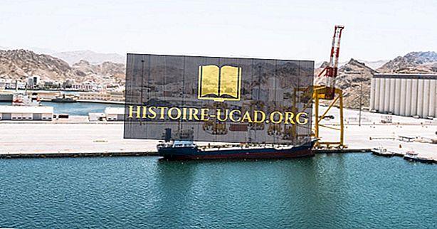 Quelles sont les plus grandes industries en Jordanie?