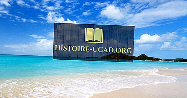 Was sind die wichtigsten natürlichen Ressourcen von Antigua und Barbuda?