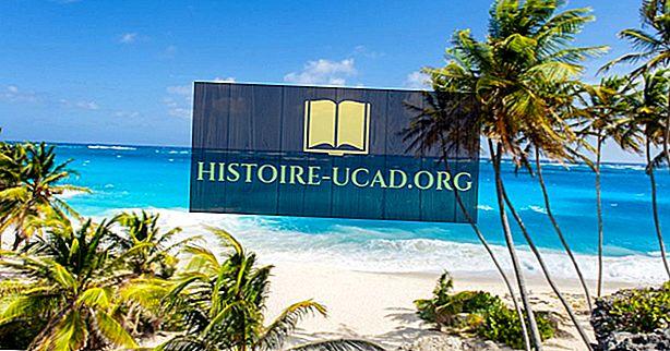 ¿Cuáles son los principales recursos naturales de Barbados?