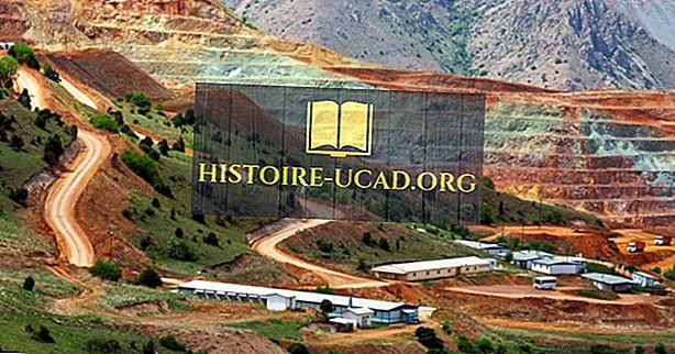 Koji su glavni prirodni resursi Turske?