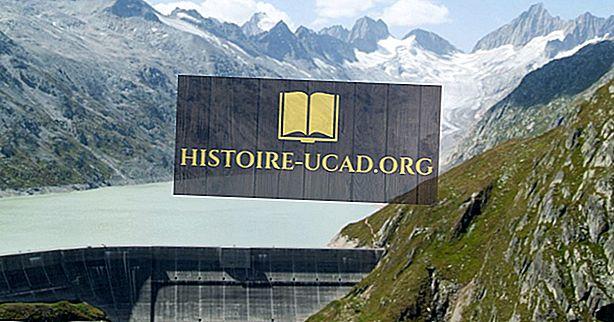 Care sunt resursele naturale majore ale Elveției?