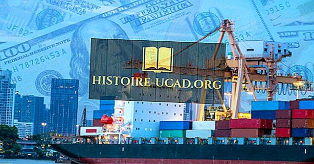 ekonomika - Pasaules vadošās importa valstis