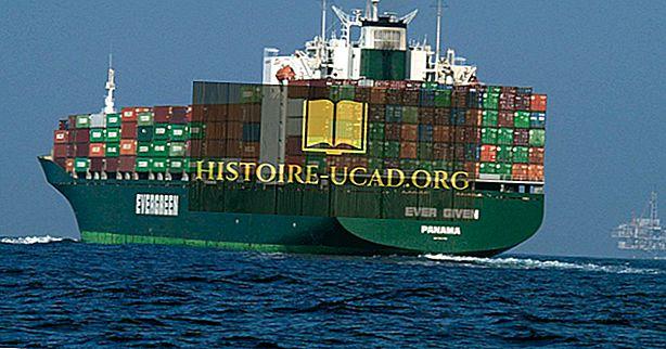 Tänapäeval tegutsevad suurimad konteinerlaevandusettevõtted