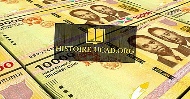 Која је валута Бурундија?