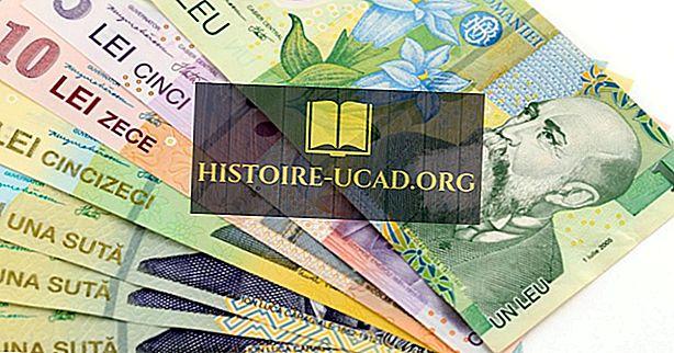 Tiền tệ của Romania là gì?