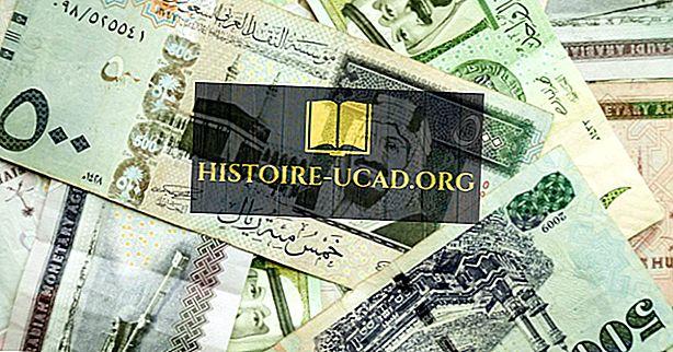Czym jest waluta Arabii Saudyjskiej?