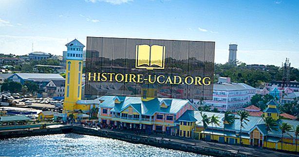 Les pays les plus riches des Caraïbes