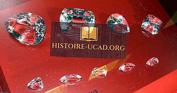 Най-големите безконтактни диаманти, които някога са били открити