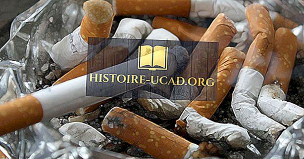 Lande der indfører de højeste skatter på cigaretter